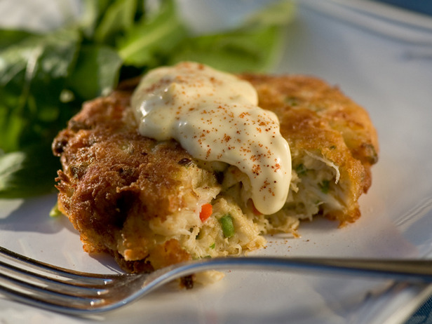 Wwwpaula Deen Crab Cakes Recipe With Remoulade