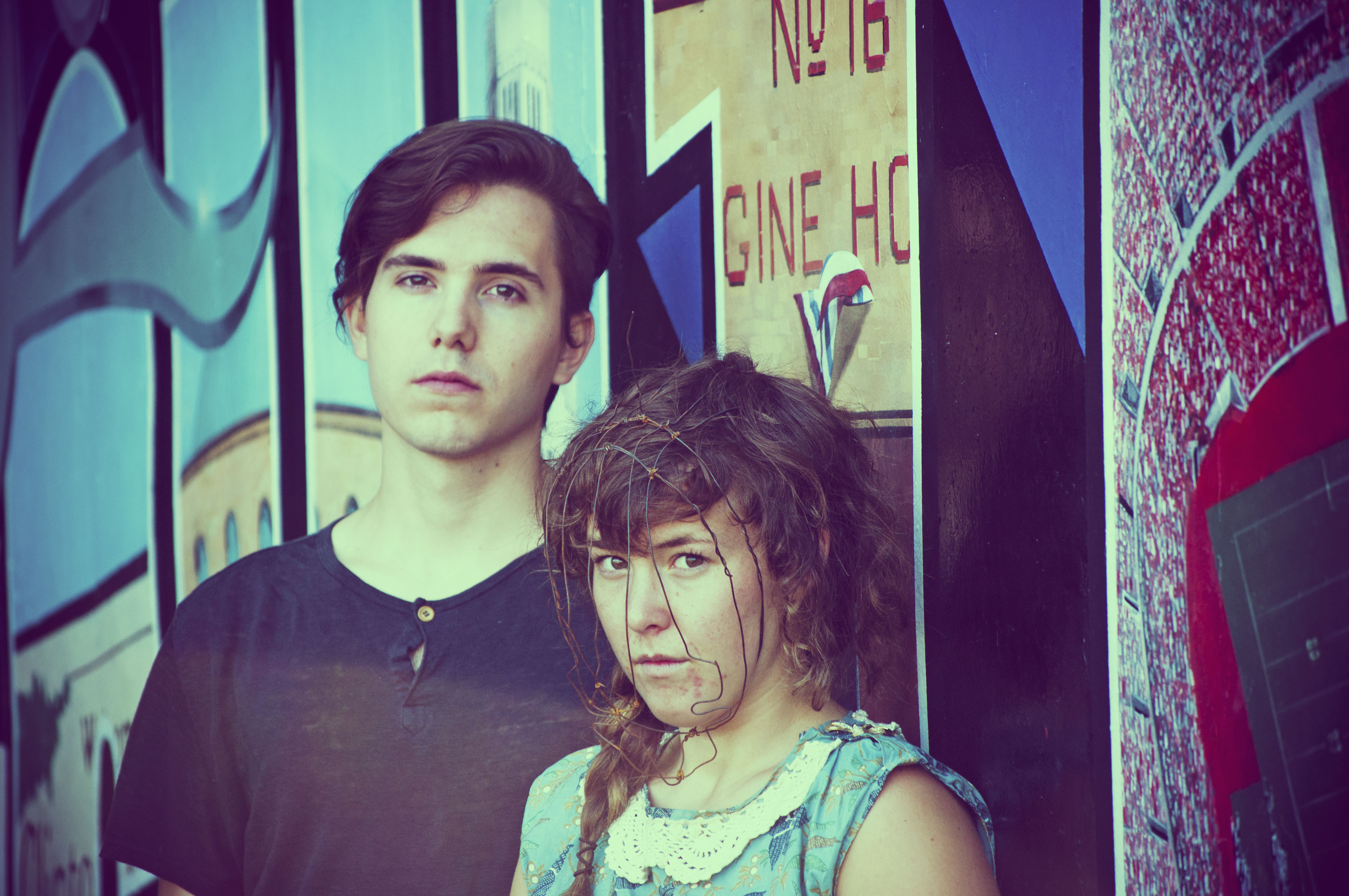 Purity Ring Band « Sarah's Musical Kitchen Labyrinth Ear Band