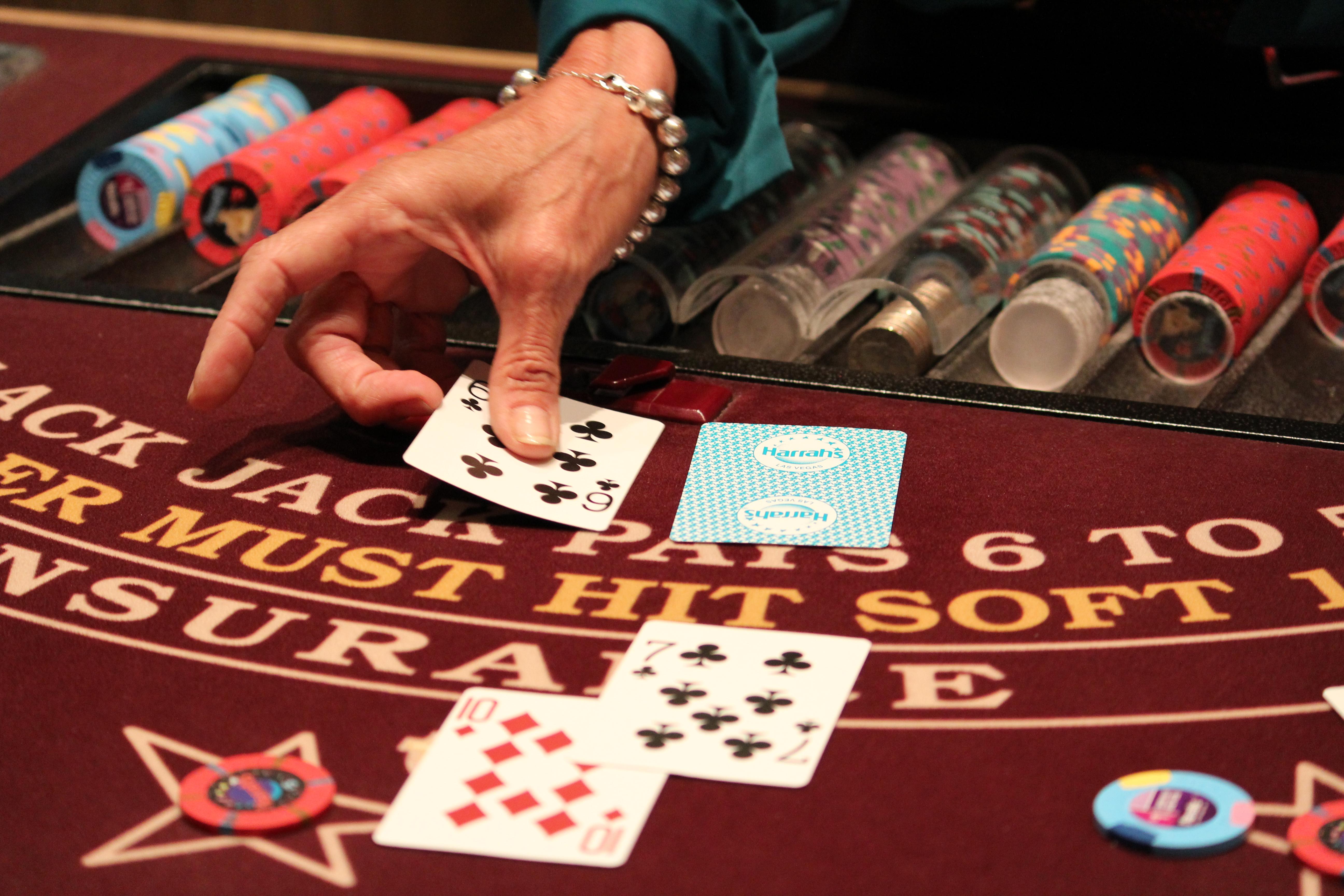 Las Vegas Gambling Stories