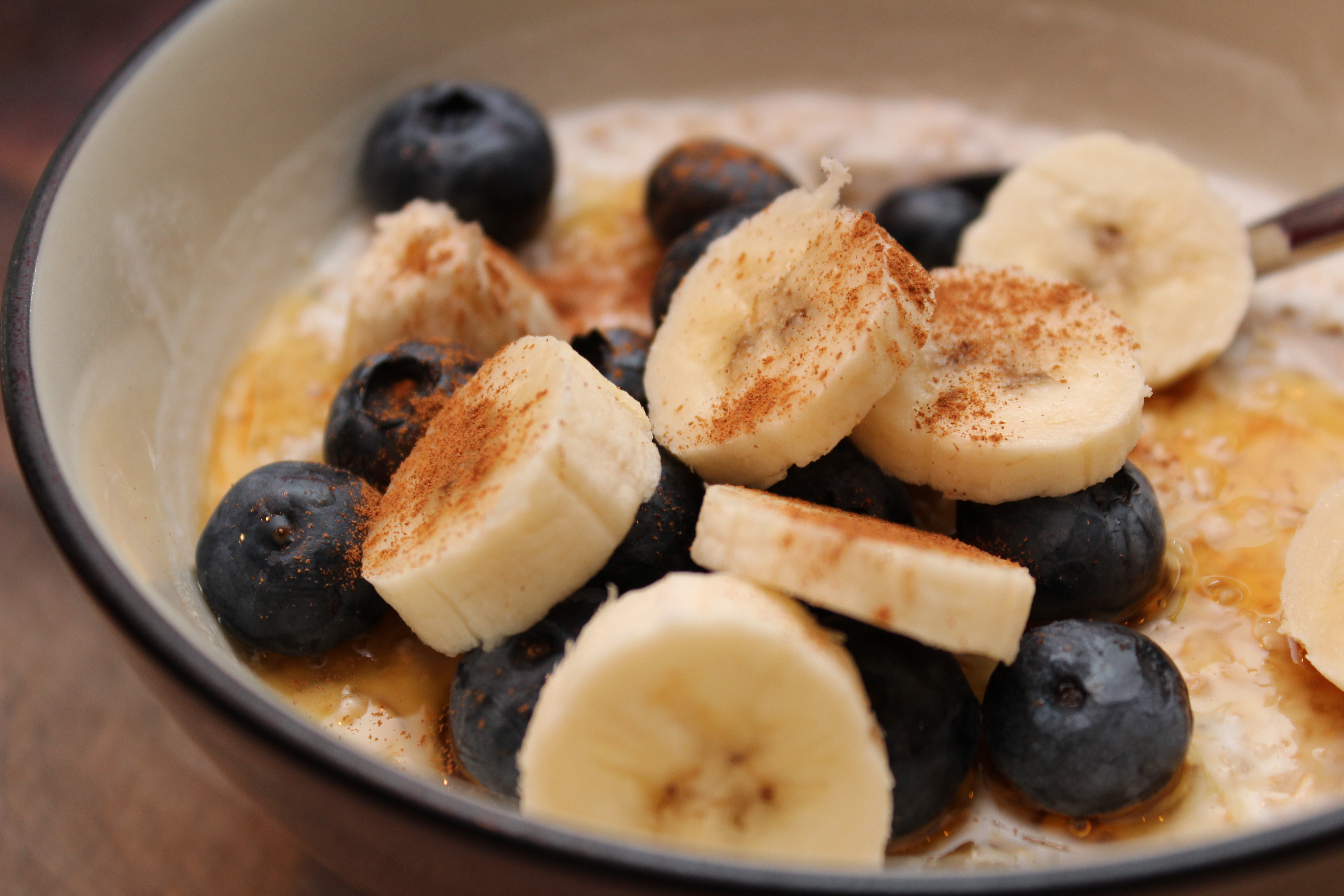 Tomorroats: A Quick, Simple & Healthy Breakfast « Sarah's