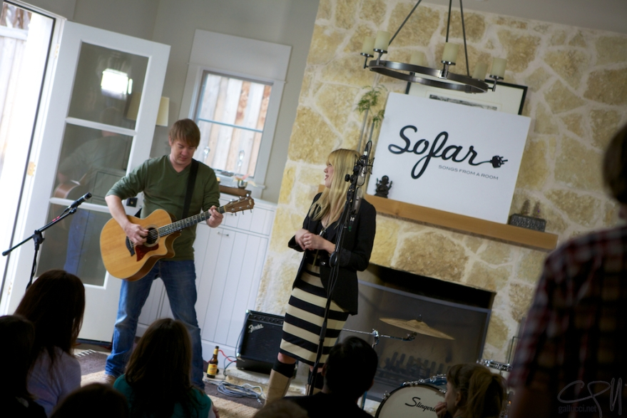 Sofar Sounds Dallas