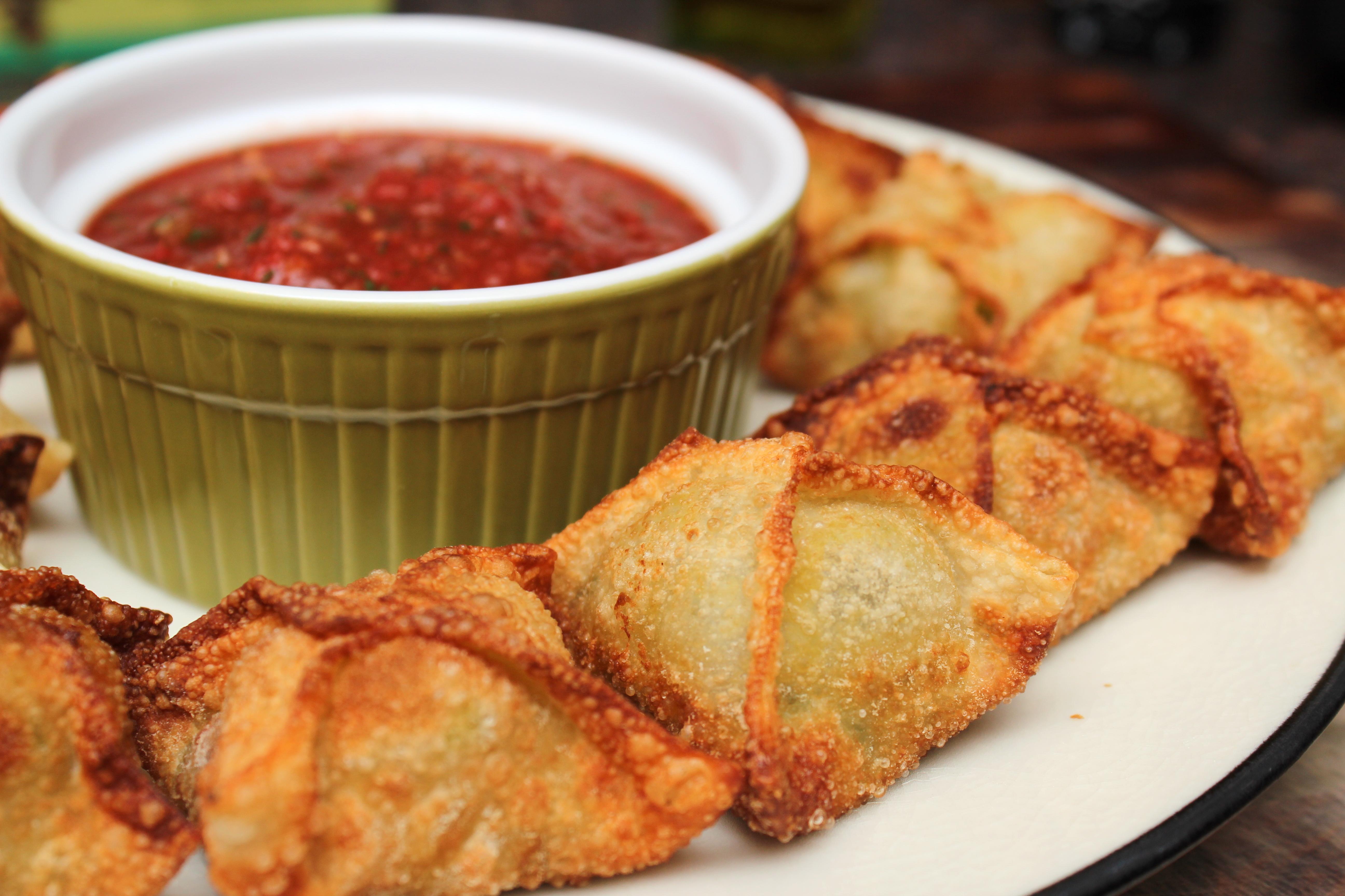Fried Guacamole Recipes — Dishmaps