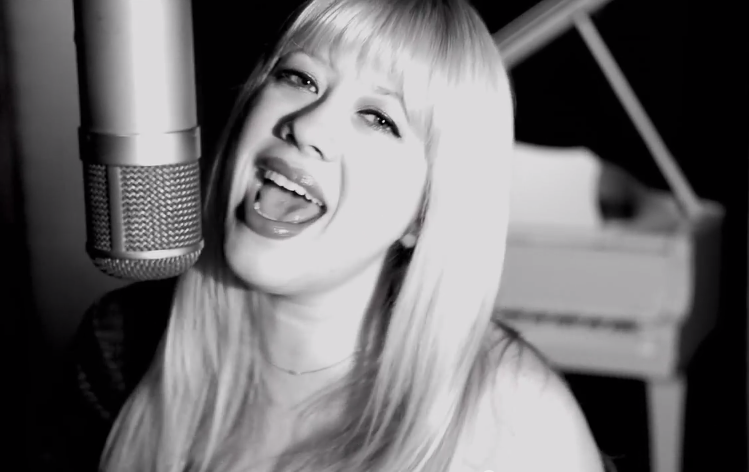 Jessie J's Wild - Covered by Sarah Sellers